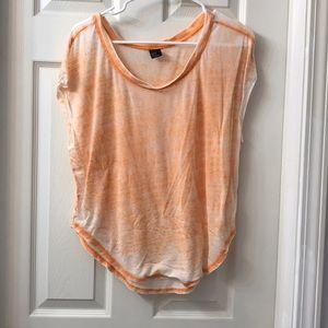 {Nollie} Orange Top | S